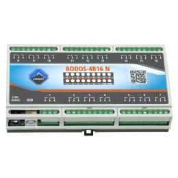 USB реле на 16 релейных каналов RODOS-4R16 N фото #5