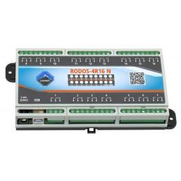 USB реле на 16 релейных каналов RODOS-4R16 N фото #11
