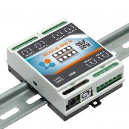 USB реле на 6 релейных каналов RODOS-4R6 N фото #10