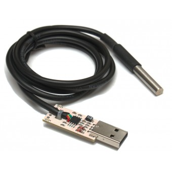 RODOS-5 (USB ТЕРМОМЕТР ВЛАГОЗАЩИЩЕННЫЙ)