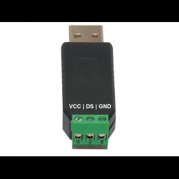 USB термометр многоканальный RODOS-5Z фото #2