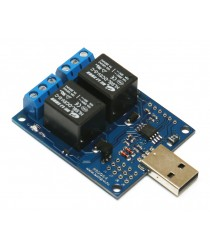 RODOS-6 (USB термометр+реле)