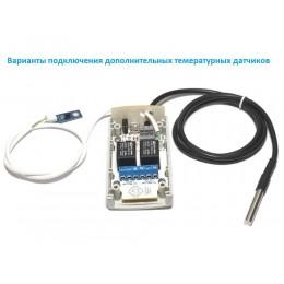 USB термостат c 2-мя релейными каналами RODOS-6B фото #2