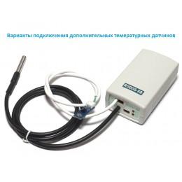USB термостат c 2-мя релейными каналами RODOS-6B фото #3