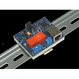 Интернет реле на DIN рейку на 1 релейных канала RODOS-8 Open Frame фото #15