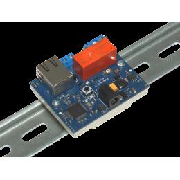 Интернет реле на DIN рейку на 1 релейных канала RODOS-8 Open Frame фото #16