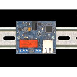 Интернет реле на DIN рейку на 1 релейных канала RODOS-8 Open Frame фото #18
