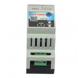 Ethernet реле на DIN рейку на 1 релейных канала RODOS-8 DIN фото #5