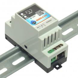 Ethernet реле на DIN рейку на 1 релейных канала RODOS-8 DIN