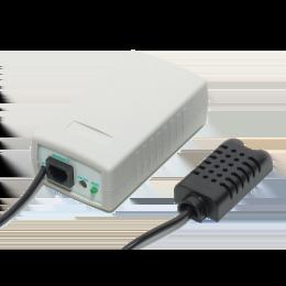 Интернет термометр, барометр, гигрометр SMALL METEO V.4 с датчиком температуры/влажности длиной 3 метра