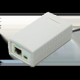 Интернет термометр, барометр, гигрометр SMALL METEO V.4 с датчиком температуры/влажности длиной 3 метра фото #3