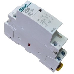 Контактор модульный 1НО+1НЗ 25А 230В МК-103